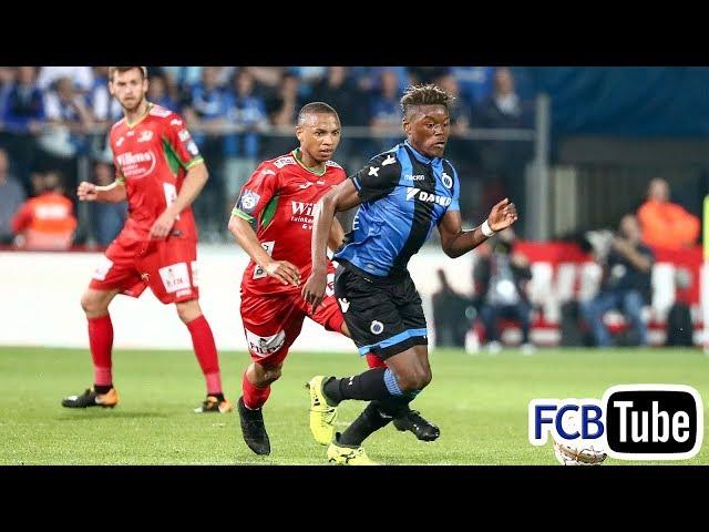2017-2018 - Jupiler Pro League - 10. KV Oostende - Club Brugge 2-3