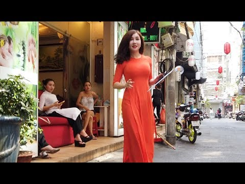 Walking Around Massage Street in Saigon, Vietnam Early Morning, They start working so Early! from YouTube · Duration:  10 minutes 15 seconds