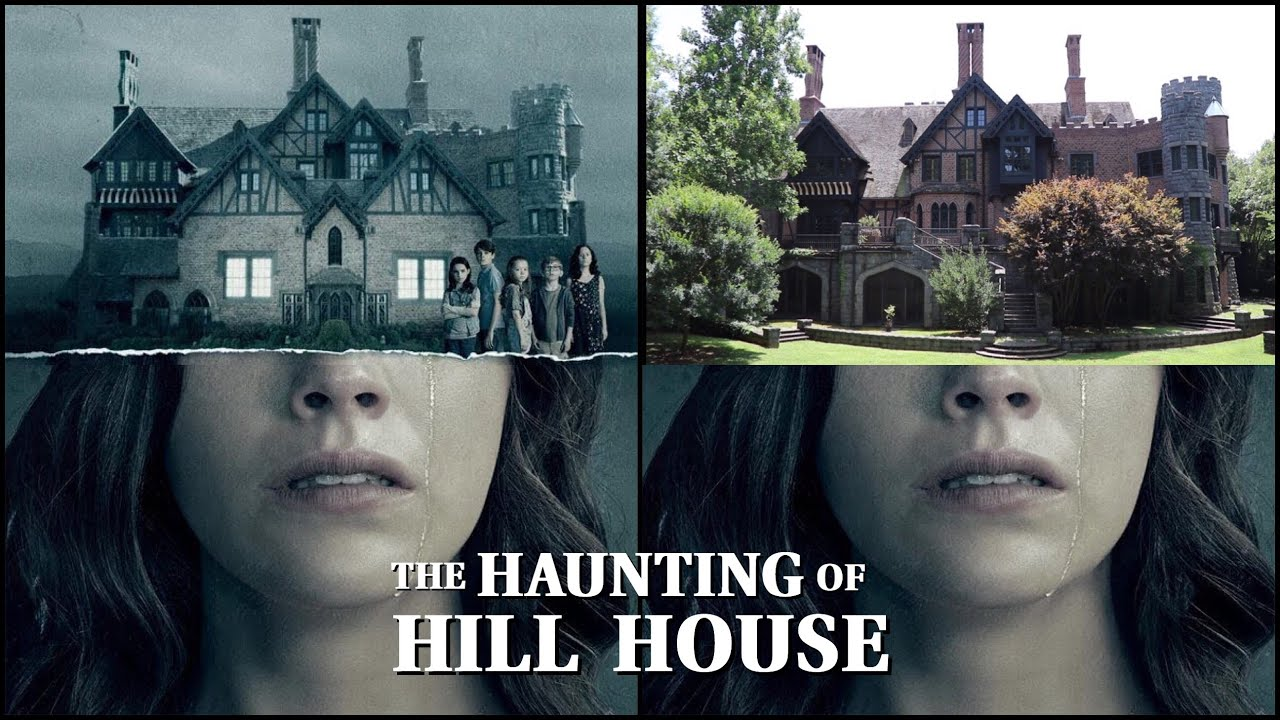 The Haunting Of Hill House Filming Locations Youtube