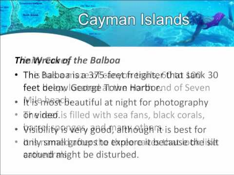 Cayman Islands - a Paradise for Divers