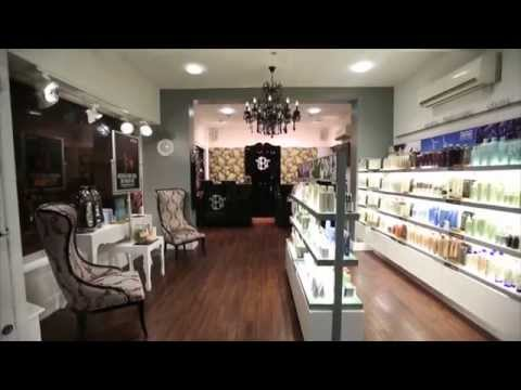 Baroque Hair Salon Harrogate Tour - YouTube