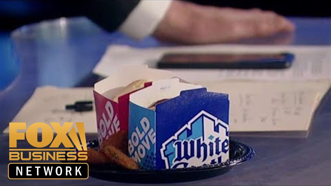 FOX Business 5/17/2019 - Watch Varney try 'impossible meat' for the first time on air