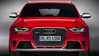 Ауди RS4 (Audi RS4) 2012 Седан