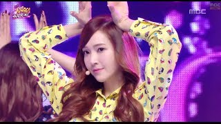 Girls' Generation - Wait a minute, 소녀시대 - 웨잇 어 미닛, Music Core 20140308