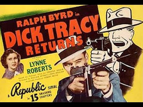 1938 Dick Tracy Returns (Movie Edit)