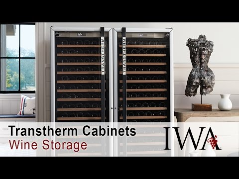 Transtherm Advanced Wine Cabinets