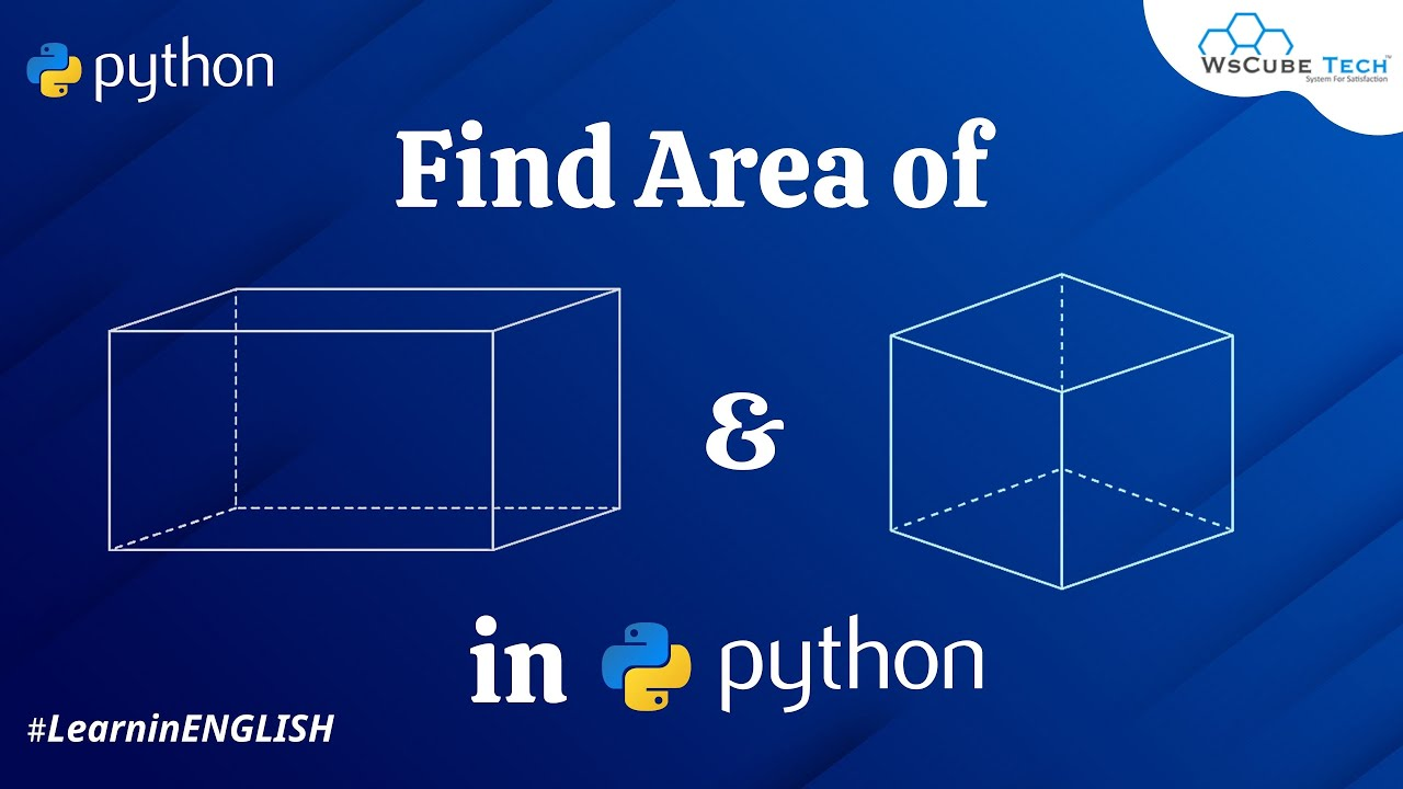 Python Program to Find the Area of Rectangle and Square by Method Overloading