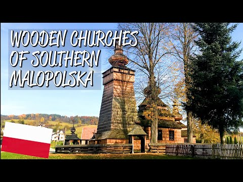 Wooden Churches of Southern Malopolska - UNESCO World Heritage Site