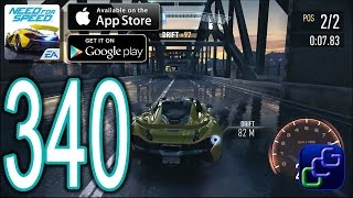 NEED FOR SPEED No Limits Android iOS Walkthrough - Part 340 - Underworld: McLaren P1 Ch3