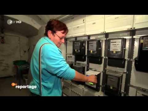 ZDF reportage -  Wenn das Licht ausgeht Mittwochs ist in Dresden Sperrtag