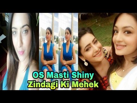Off Screen Shiny Dixit Unseen Picture's : Zindagi Ki Mehek Actress