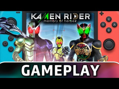Kamen Rider: Memory