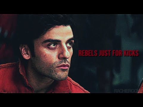 » Poe Dameron | Rebel Just For Kicks