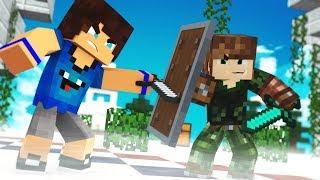 JE SUIS LE PLUS NUL ! (Minecraft Rinaorc)