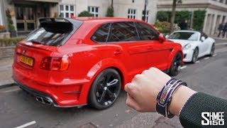 Does EVERYONE Have a Mansory Bentayga?! | VLOG