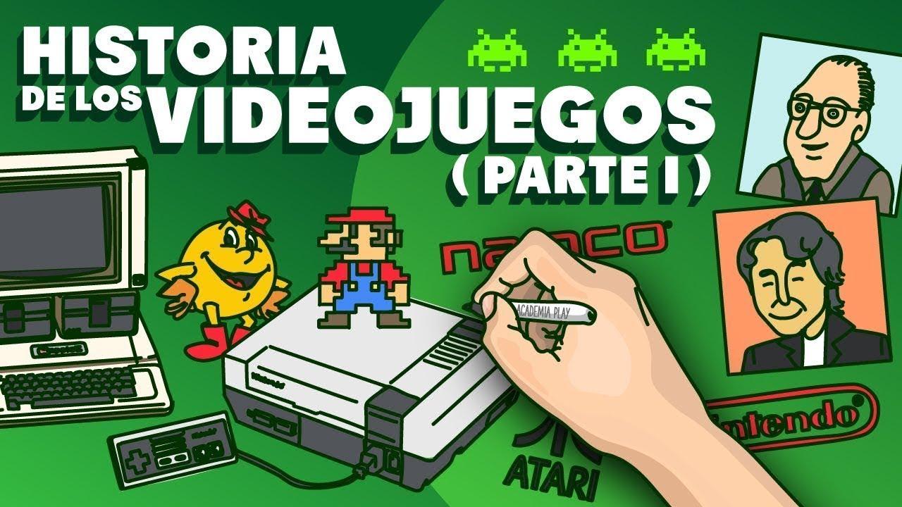 Historia de los Videojuegos (1972-1983) Parte I