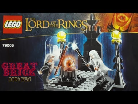 LEGO The Lord of the Rings | 79005 The Wizard Battle | Review
