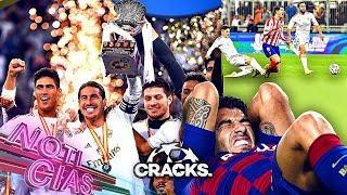 ¡MADRID CAMPEÓN de la Supercopa! Así reaccionó CHOLO a la falta de VALVERDE | SUÁREZ ¡4 meses FUERA!