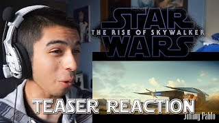 Star Wars Episode IX - Teaser Reaction