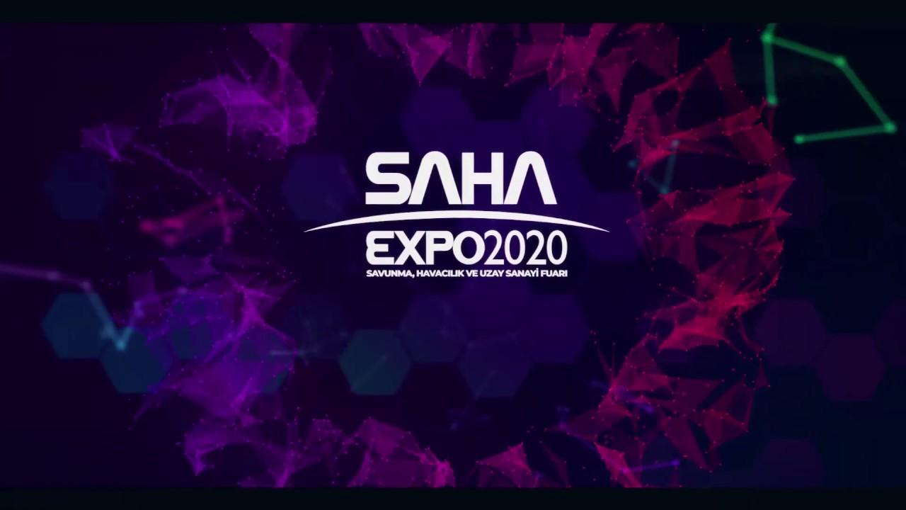 Saha Expo 2020'ye hazırlanıyor.