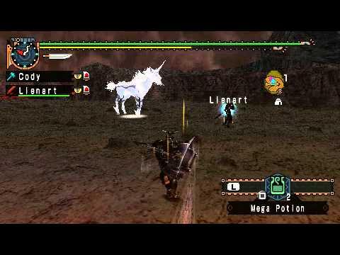 Monster Hunter Freedom Unite-Lost Recording 2: Kirin!