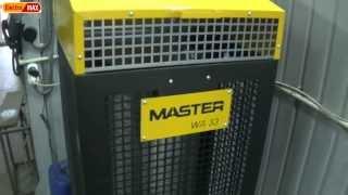 видео отопление для автосервисов