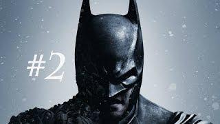 #2 Batman Arkham Origins (Самый лучший детектив)
