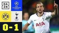 Harry Kane zerschießt BVB-Träume: Borussia Dortmund - Tottenham Hotspur 0:1 | Champions League