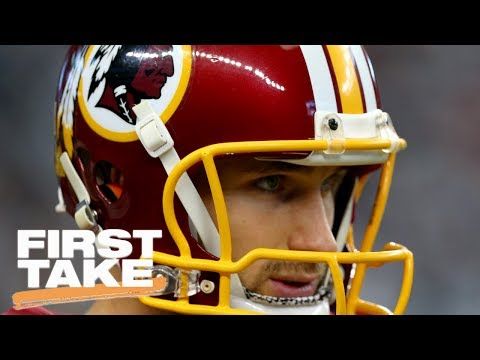 First Take Reacts To Kirk Cousins And Redskins Failing To Reach Deal | First Take | July 18, 2017