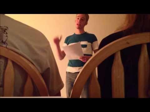 Damon Myers - Persuasive Speech on the Metric System