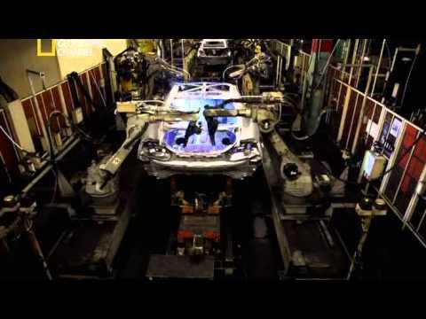 Сборка Nissan GT-R