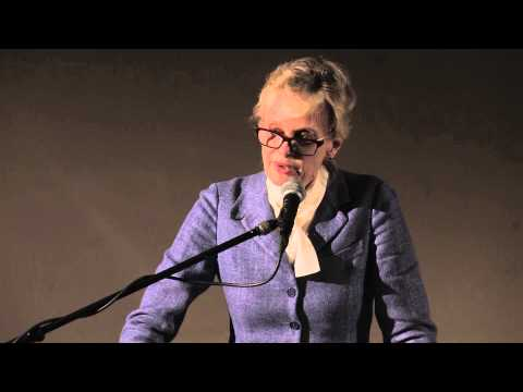 "Lecture — ""My Louise Bourgeois"" by Siri Hustvedt"