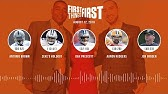 First Things First Audio Podcast(8.12.19) Cris Carter, Nick Wright, Jenna WolfeFIRST THINGS FIRST