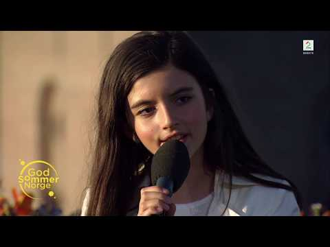 Angelina Jordan – Every Time We Say Goodbye