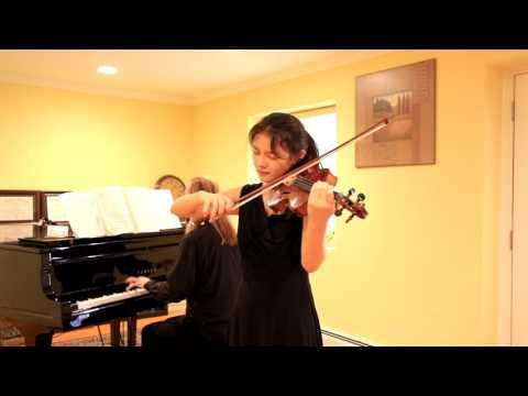 Tchaikovsky Violin Concerto in D Major, Op. 35 III. Finale. Allegro Vivacissimo - Jennifer Jeon