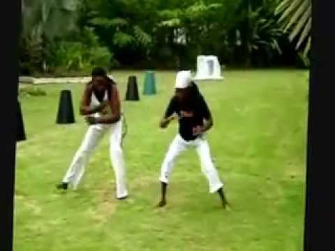 "Capoeira in Barbados - Sport Relief 2012 at ""Ben Mar"" Official UKHC Residence"