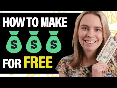 5 FREE Ways To Make Money Online If You're BROKE 💰 (NO Credit Card Required)