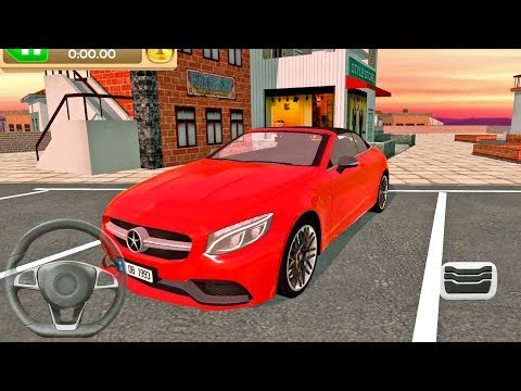 My Holiday Car #4 - Parking Games Android IOS gameplay