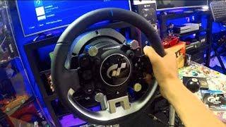 Gran Turismo Sport + Thrustmaster T-GT NEW Wheel First Impressions