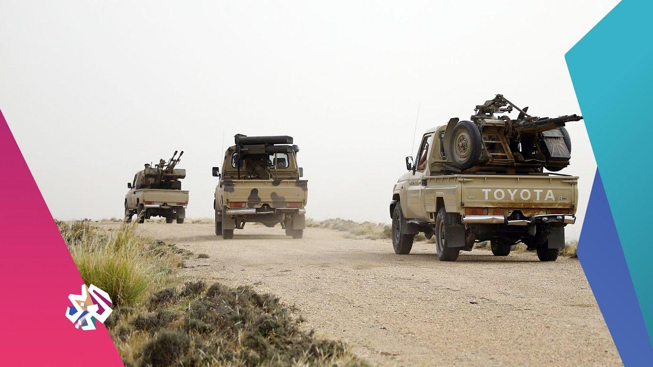 القوات المصرية تجري مناورات قرب الحدود مع ليبيا استباقا لمناورات تركية في المتوسط   أخبار العربي