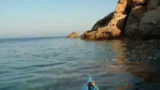 Isola del Giglio - Campese - Kajaktour Part 2