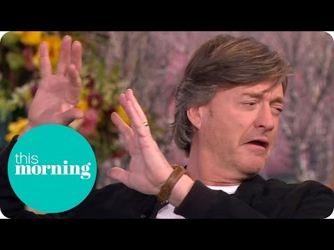 Richard Madeley Says He Has A 'Touchy Feely Family' | This Morning
