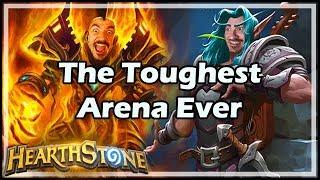 The Toughest Arena Ever - Arena / Hearthstone