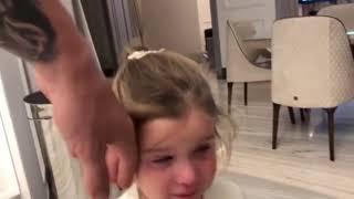 Дочь Бородиной сильно плачет (ondom2.com)