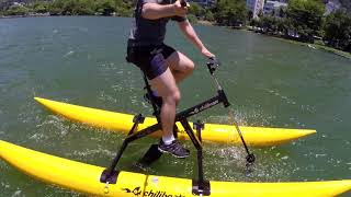 Chiliboats - the fastest waterbike in the world!