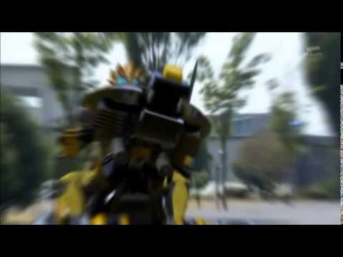 Kamen Rider OOO RaTorahTa Combo(Ride On Right Time)