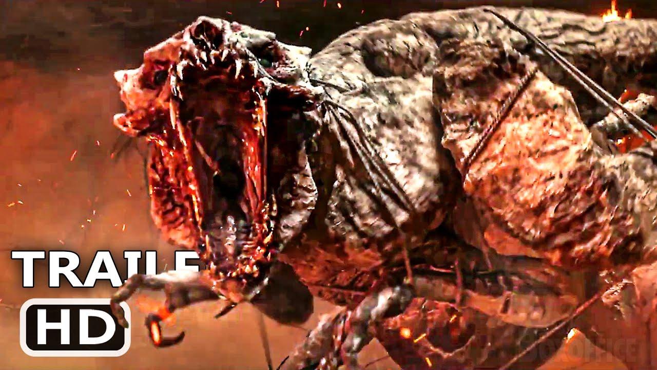 THE TOMORROW WAR New Trailer (2021) Chris Pratt VS Aliens
