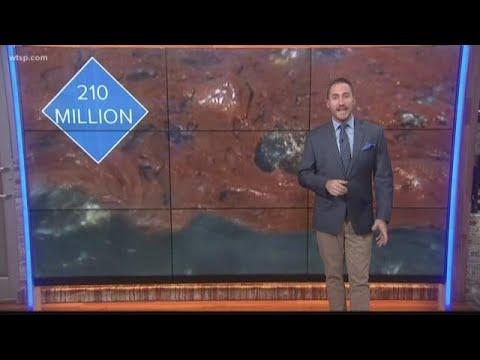 New Look At 2010 Deepwater Horizon Oil Spill