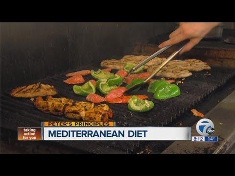 Benefits of the Mediterranean Diet