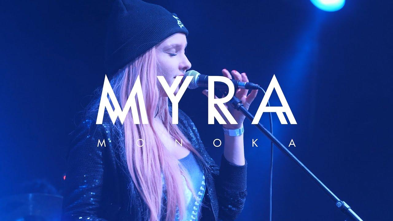 'Supapowa' -  Myra Monoka Live @ Akvárium Club Budapest